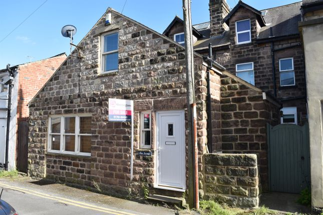Thumbnail Cottage for sale in The Cottage, Back Grove Road, Harrogate