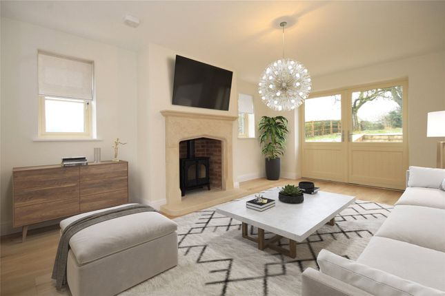 Living Room of Cutham Lane, Perrotts Brook, Cirencester GL7