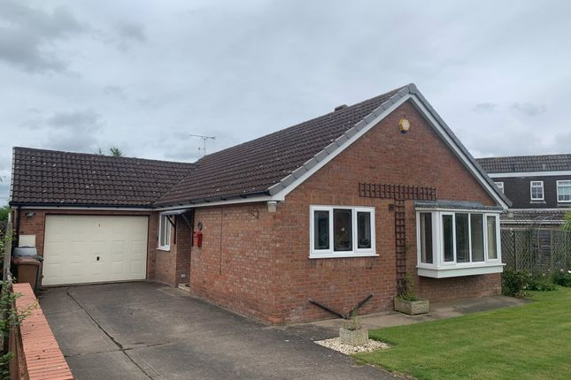 Thumbnail Detached bungalow to rent in Bakersfield, Wrawby, Brigg