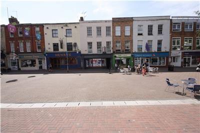 Retail premises to let in 48 High Street, Taunton, Somerset