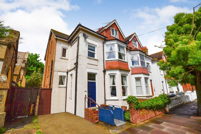 Thumbnail Property for sale in Wickham Avenue, Bexhill-On-Sea
