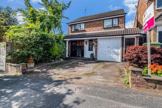 Thumbnail Detached house for sale in Nevison Grove, Great Barr, Birmingham