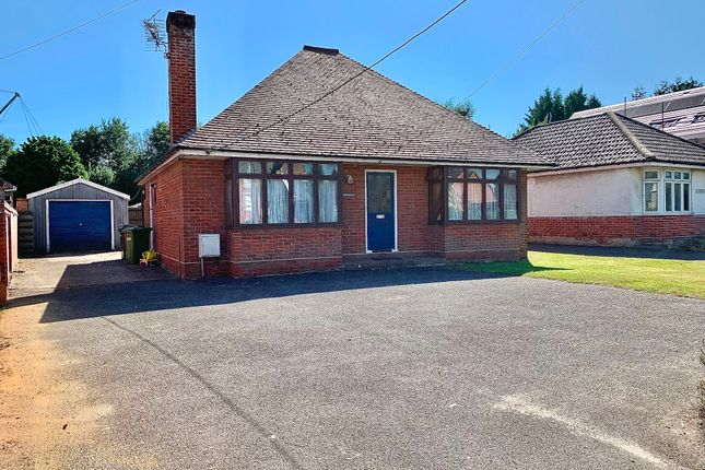 Thumbnail Bungalow for sale in Botley Road, West End, Southampton