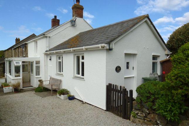 1 bed end terrace house for sale in Perranuthnoe, Penzance