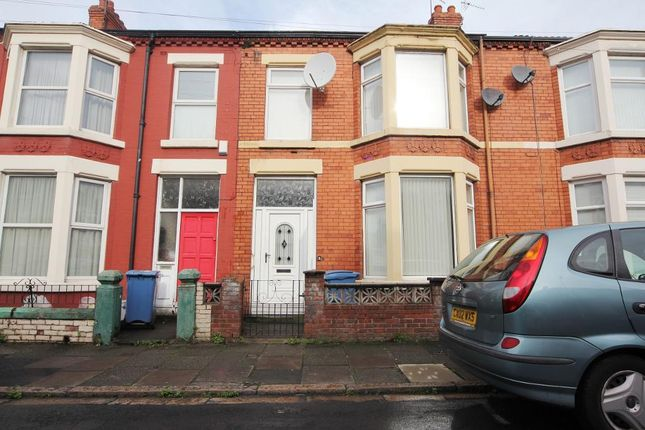 Thumbnail Terraced house to rent in Ashdale Road, Walton, Liverpool