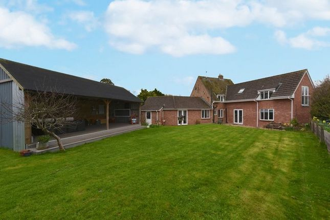 Thumbnail Detached house for sale in Manor Orchard, Staplegrove, Taunton