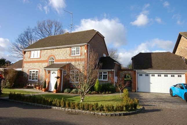 Thumbnail Detached house for sale in Houlton Court, Bagshot