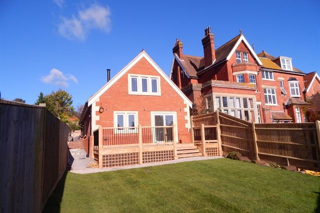 Thumbnail Detached house for sale in Meads Road, Eastbourne