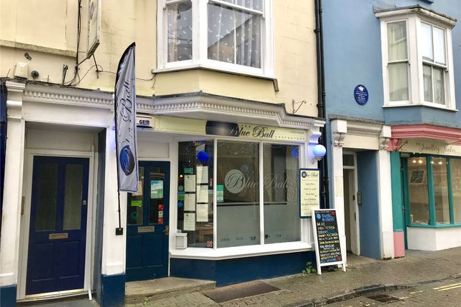 Picture No. 01 of The Blue Ball Restaurant, Upper Frog Street, Tenby, Pembrokeshire SA70