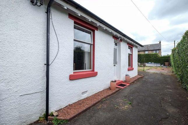 Thumbnail Semi-detached bungalow for sale in 6 Niddry Road, Winchburgh, Broxburn