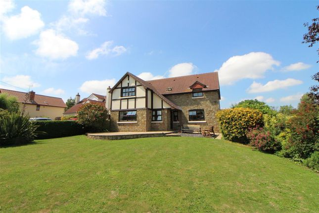 Thumbnail Detached house for sale in Crossways Close, Undy, Caldicot