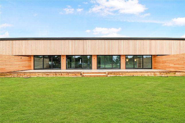Thumbnail Bungalow for sale in Church View Barns, Pond Farm, Church Lane, Whittington, Worcester