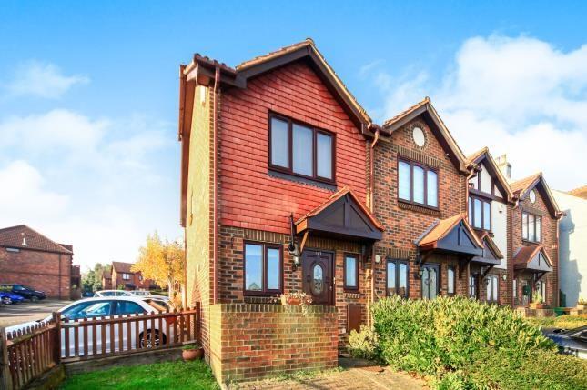 Thumbnail End terrace house for sale in Harrow Road, Carshalton, Sutton
