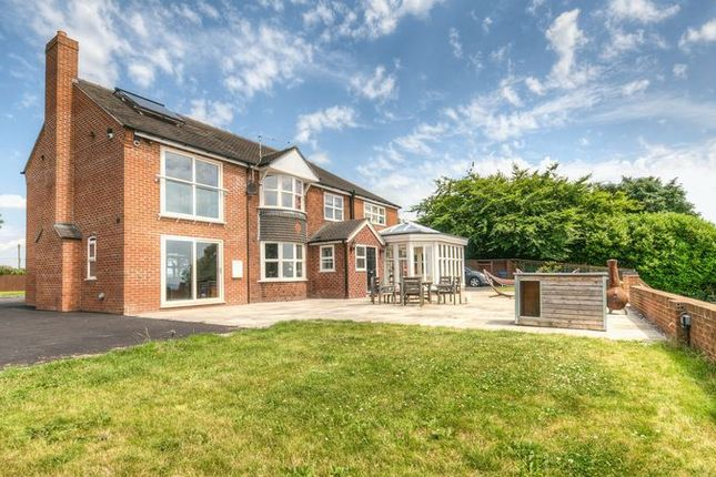 Thumbnail Detached house for sale in Leek Road, Kingsley Moor, Staffordshire