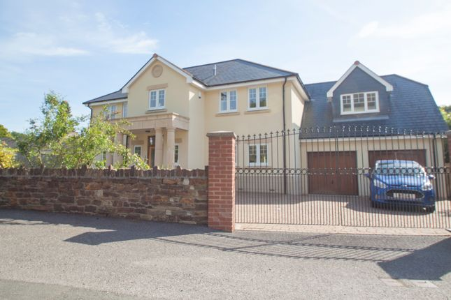 Thumbnail Detached house for sale in The Crescent, Crapstone, Yelverton