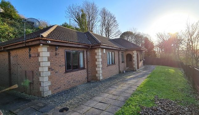 Thumbnail Detached bungalow for sale in Cnap Llwyd Road, Morriston, Swansea, City And County Of Swansea.
