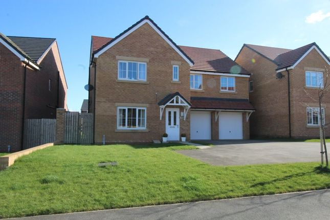 Thumbnail Detached house for sale in Slaley Drive, Ashington