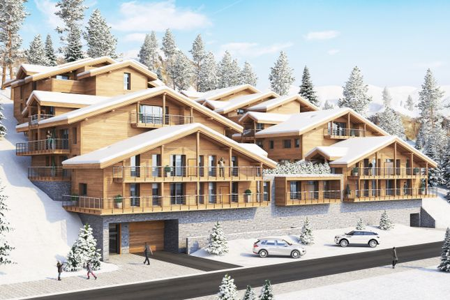 Thumbnail Apartment for sale in Les Gets, Haute-Savoie, Rhône-Alpes, France