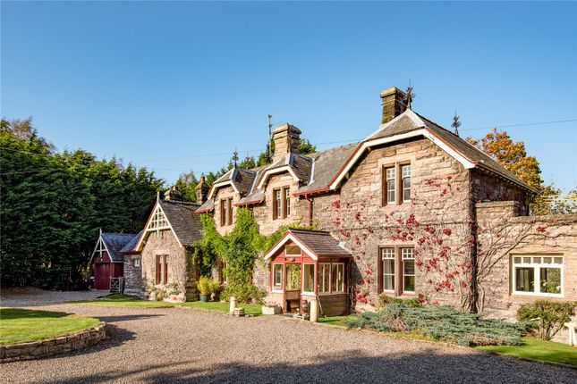 Thumbnail Detached house for sale in Akeld, Wooler, Northumberland