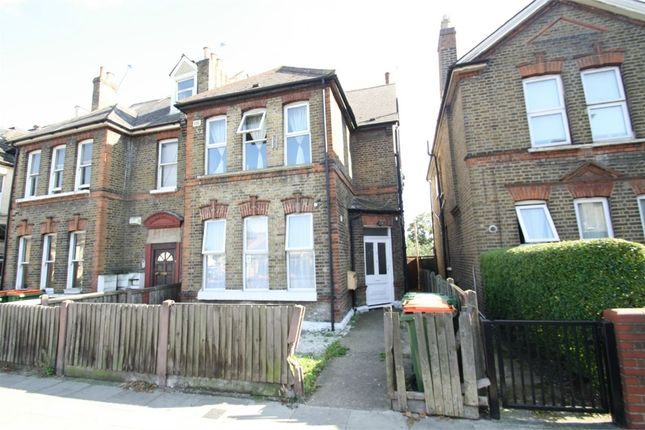 Thumbnail Flat for sale in Plashet Road, Plaistow, London