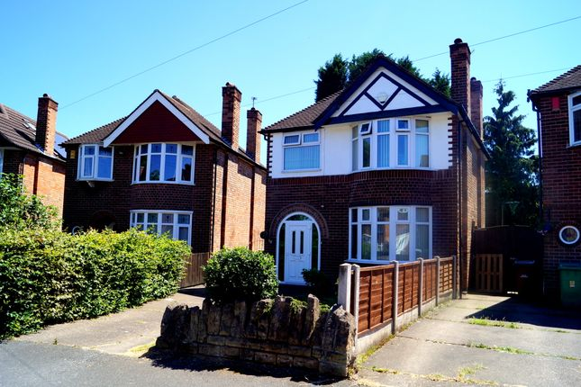 Thumbnail Detached house to rent in Kingswood Road, Wollaton