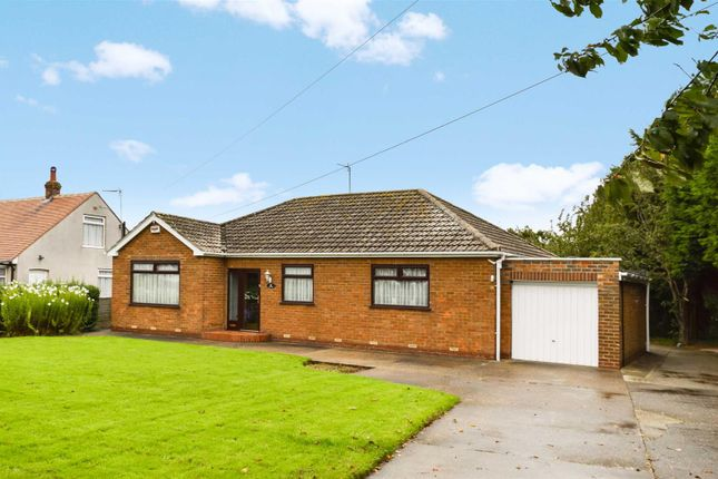 Thumbnail Detached bungalow for sale in Hornsea Road, Skipsea, Driffield