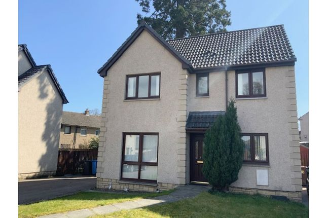 Thumbnail Detached house for sale in Rannochmoor Gardens, Dundee