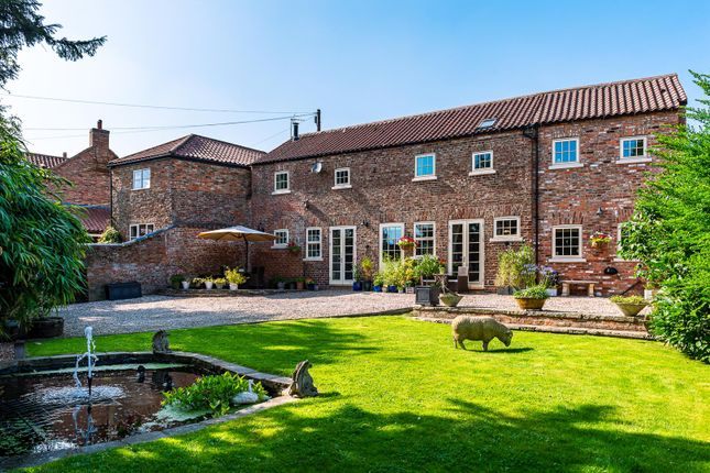 Thumbnail Barn conversion for sale in Gate Helmsley, York