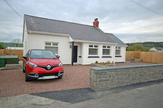 Thumbnail Detached bungalow for sale in Capel Dewi, Aberystwyth