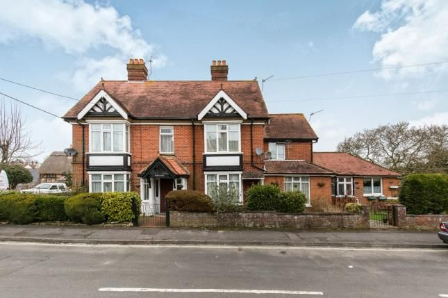Thumbnail Detached house for sale in Empress Road, Lyndhurst