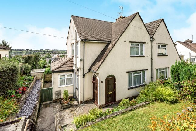 Thumbnail Semi-detached house for sale in Heol Y Coed, Pontyclun
