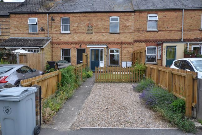 Thumbnail Terraced house to rent in Recreation Ground Road, Stamford