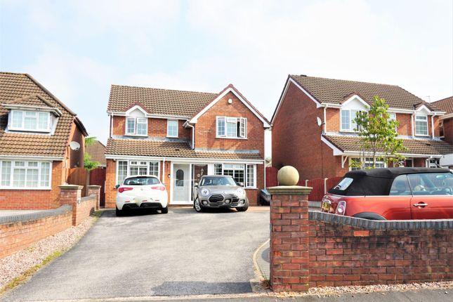 Thumbnail Detached house for sale in Castleton Road, Lightwood, Stoke-On-Trent