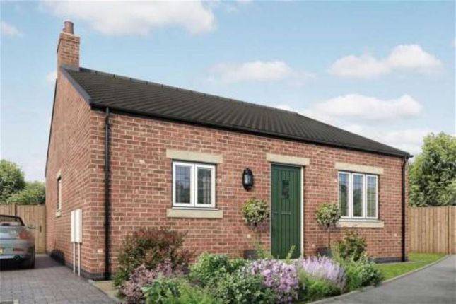 Thumbnail Detached bungalow for sale in Foresters View, Crich Road, Fritchley