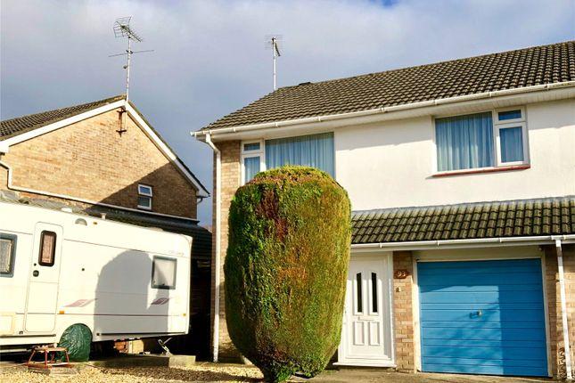 Front Elevation of Phelipps Road, Corfe Mullen, Wimborne, Dorset BH21