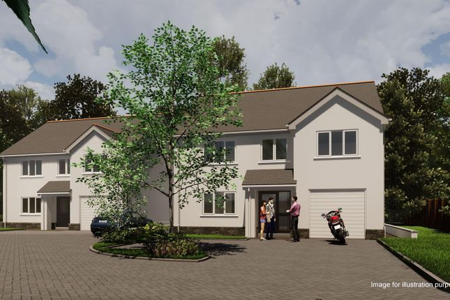 4 bed property for sale in March Hywel, Cilfrew, Neath SA10