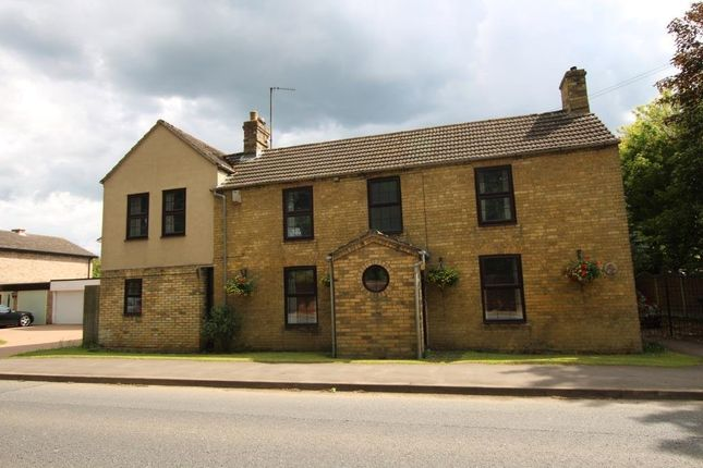 Thumbnail Detached house for sale in High Street, Wilburton, Ely