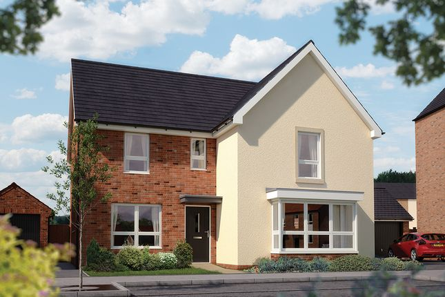 """Thumbnail Detached house for sale in """"The Arundel"""" at Limousin Avenue, Whitehouse, Milton Keynes"""