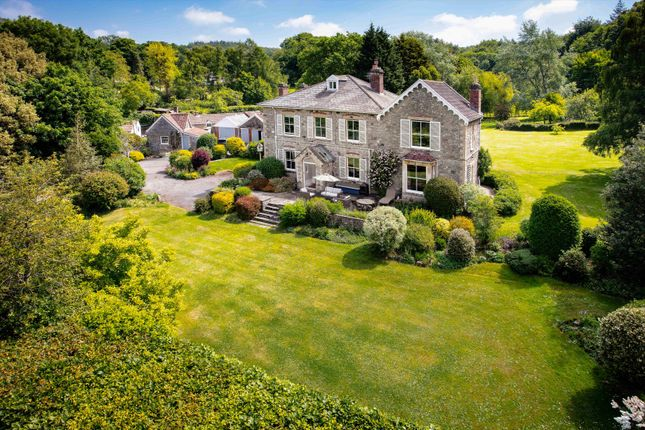 Thumbnail Detached house for sale in Cleeve Hill Road, Cleeve, Bristol, Somerset