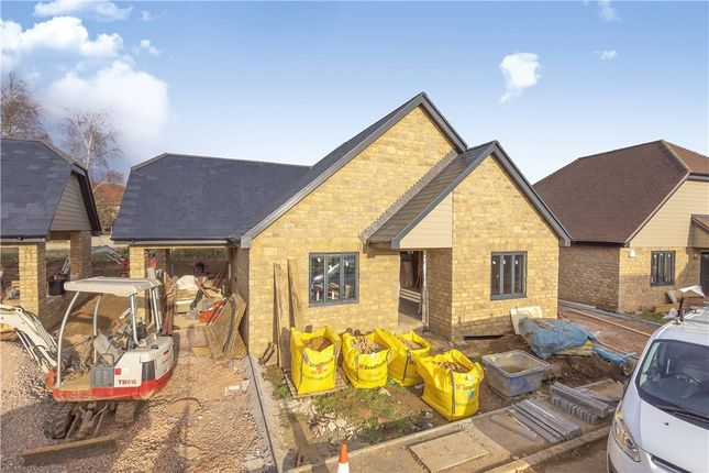 Thumbnail Detached bungalow for sale in Barley Mead, East Coker, Yeovil, Somerset