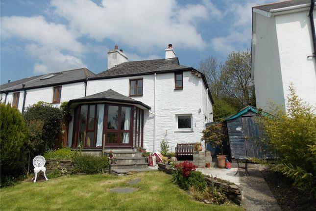 Thumbnail End terrace house for sale in Quethiock, Liskeard