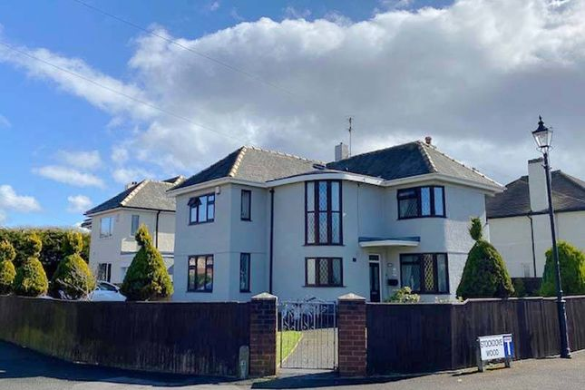 Thumbnail Detached house for sale in West Drive, Thornton-Cleveleys