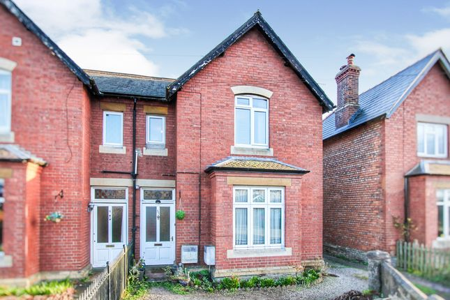 Thumbnail Flat for sale in Gloucester Road, Tutshill, Chepstow
