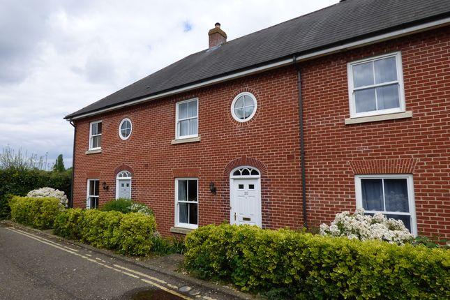Thumbnail Terraced house for sale in Cotton Lane, Bury St. Edmunds