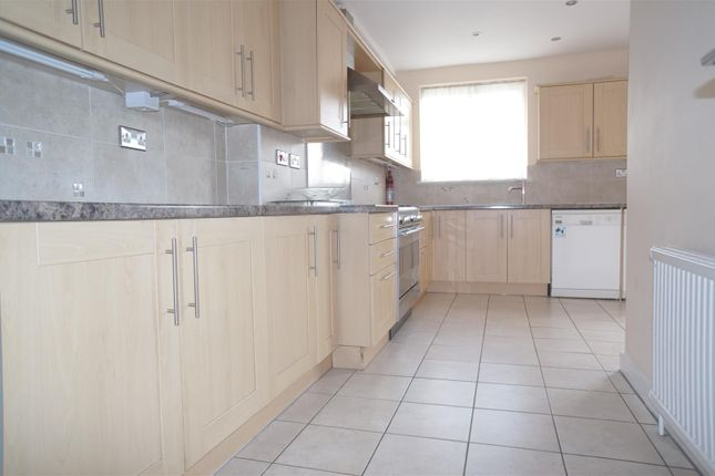 Thumbnail Terraced house to rent in Grove Road, Chadwell Heath, Romford