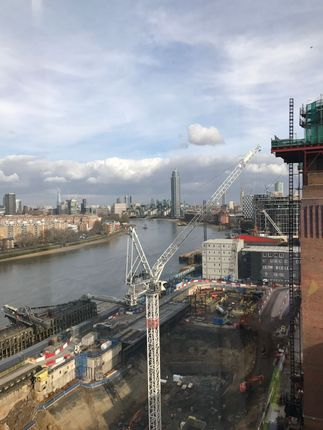 Thumbnail Flat for sale in Battersea Power Station, Ambrose House, Battersea