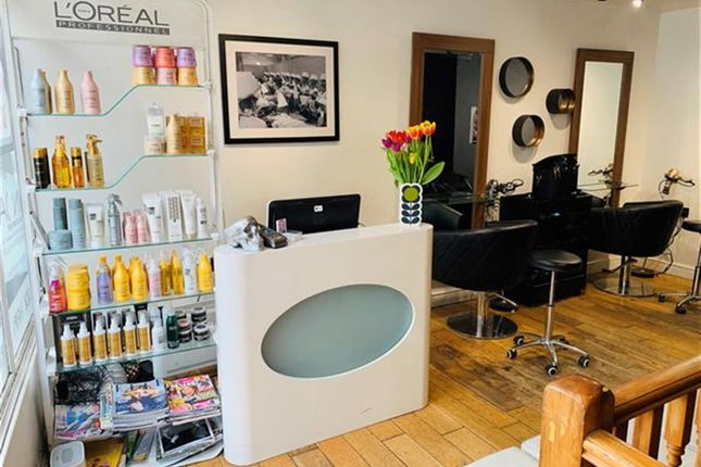 Retail premises for sale in Well-Established Hair Salon N1, London