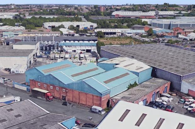 Thumbnail Warehouse to let in Charles Street Industrial Estate, West Bromwich