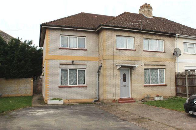 4 bed semi-detached house to rent in Ashwood Road, Englefield Green, Egham