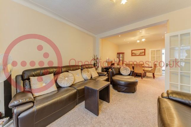 Thumbnail Terraced house for sale in Rosebery Avenue, Manor Park